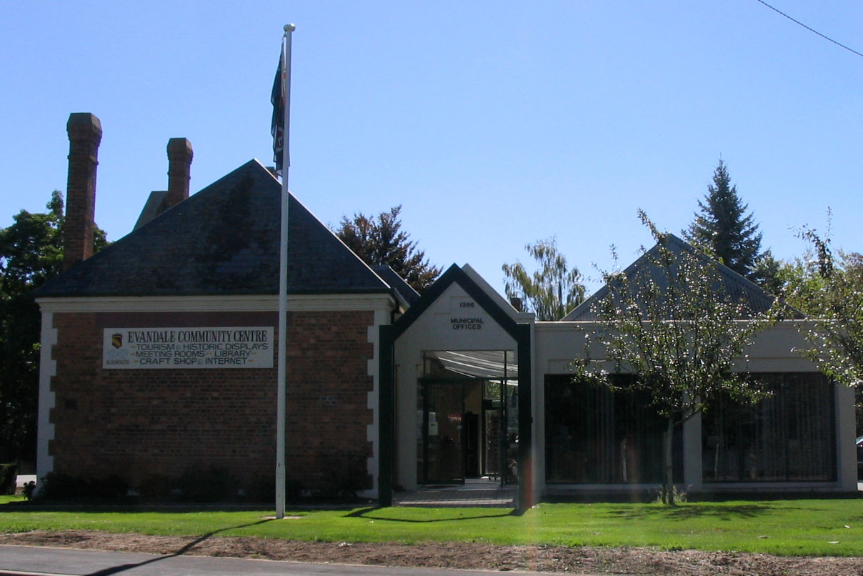 Evandale Tourist Information Centre Photo