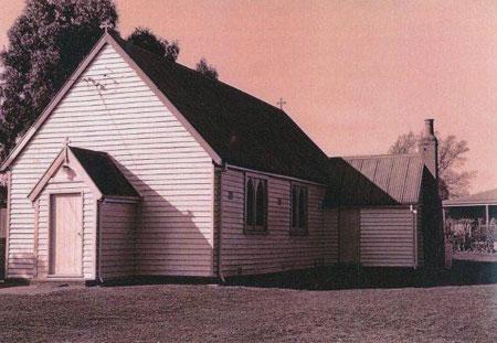 St. Mary's Catholic Church, Evandale